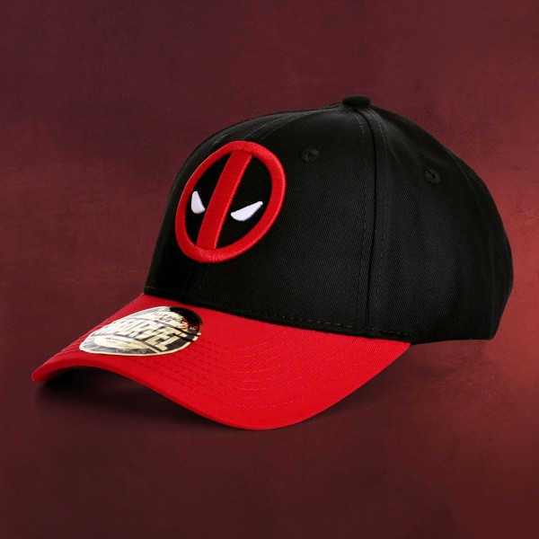 Deadpool - Logo Basecap