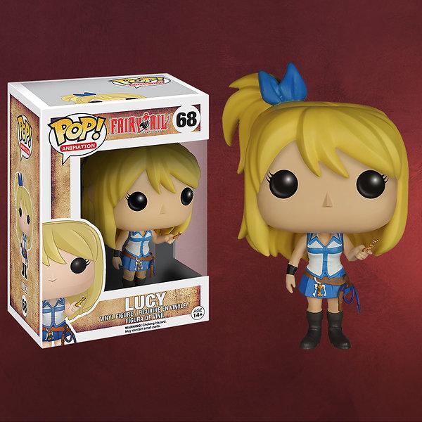 Fairy Tail - Lucy Mini-Figur