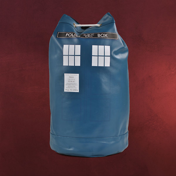 Doctor Who - Tardis Duffle Bag Rucksack