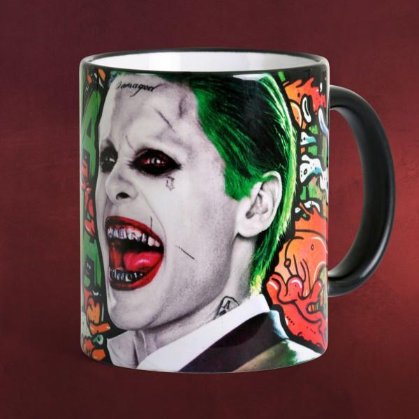 Suicide Squad - Joker Hahaha Tasse