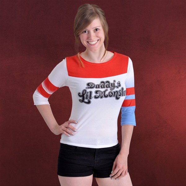 Suicide Squad - Harley Quinn Longsleeve