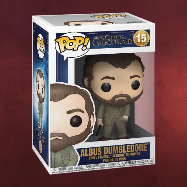 Dumbledore Funko Pop Figur - Phantastische Tierwesen