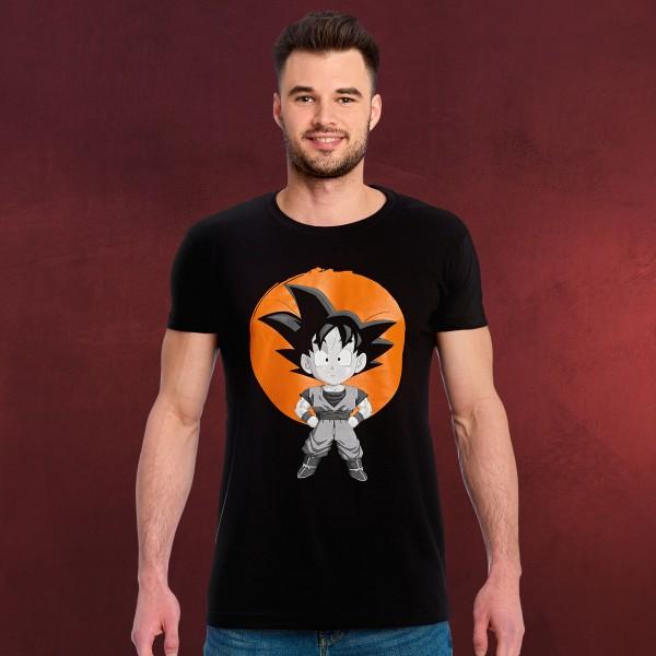 Dragon Ball Z - Kid Goku T-Shirt schwarz