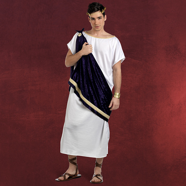 Griechischer Gott Pelayo Kostüm Herren
