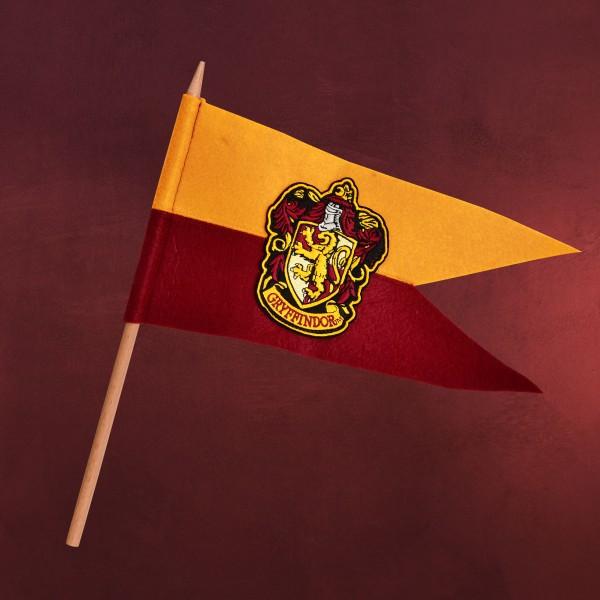 Harry Potter - Gryffindor Wappen Fahne Filz