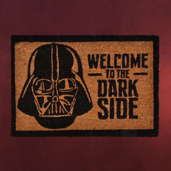 Star Wars - Dark Side Fußmatte