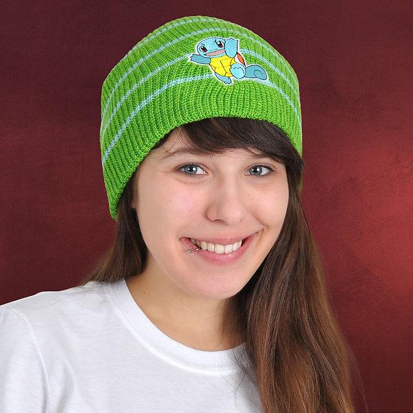 Pokemon - Schiggy Wendemütze grün