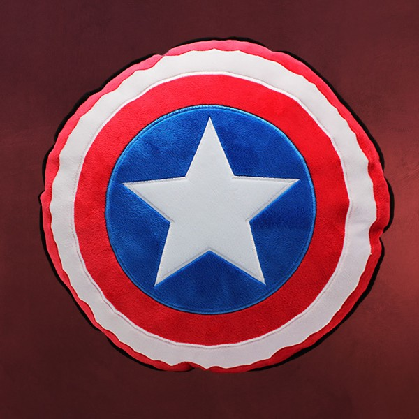 Captain America - Shield Kissen