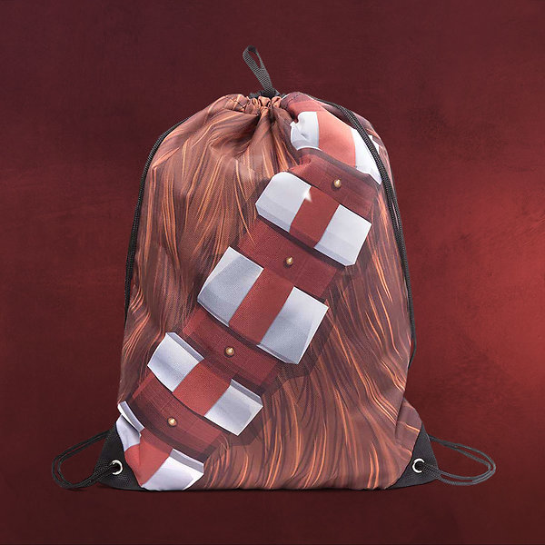 Star Wars - Chewbacca Sportbag braun
