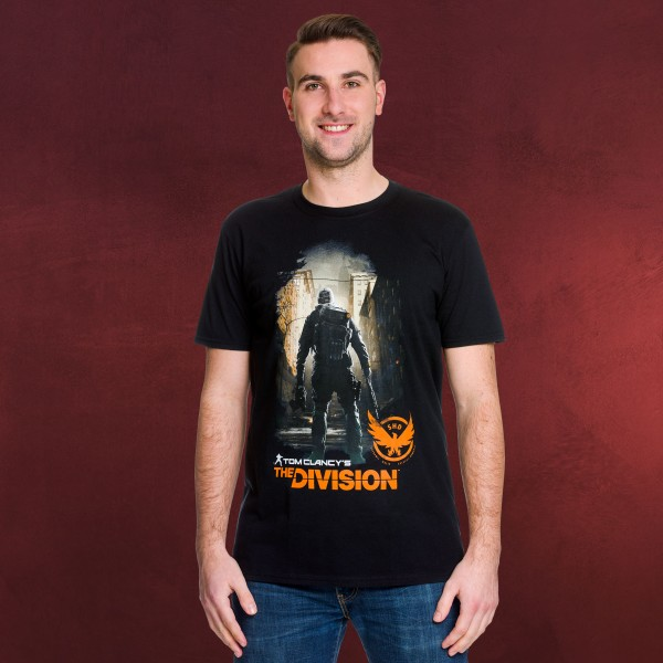 The Division - Operation Dark Winter T-Shirt schwarz