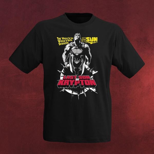 Superman - Krypton T-Shirt