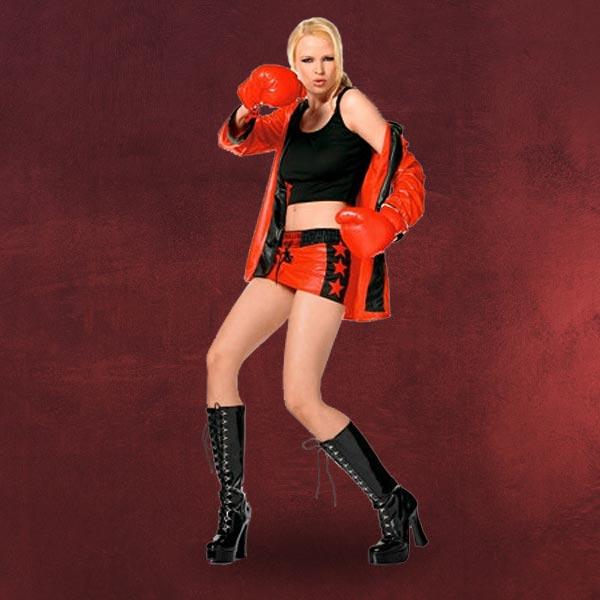 Sexy Boxerin Kostüm