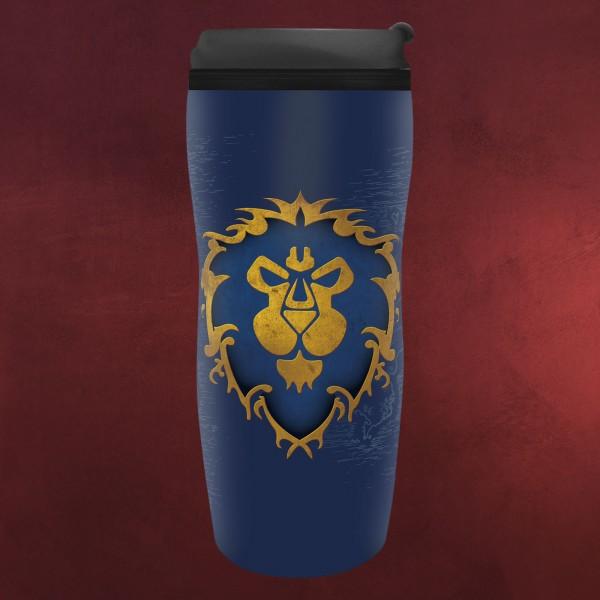 World of Warcraft - Alliance Logo To Go Becher