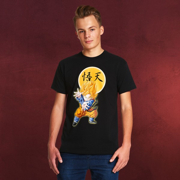 Dragon Ball - Goten T-Shirt schwarz