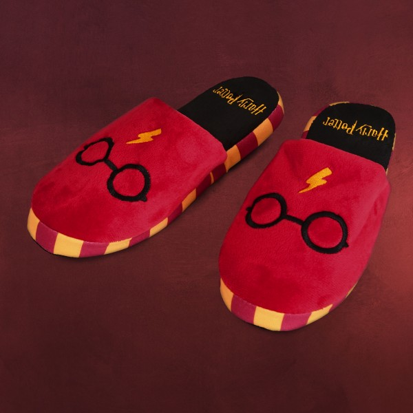 Harry Potter - Where's Harry Plüsch Pantoffeln