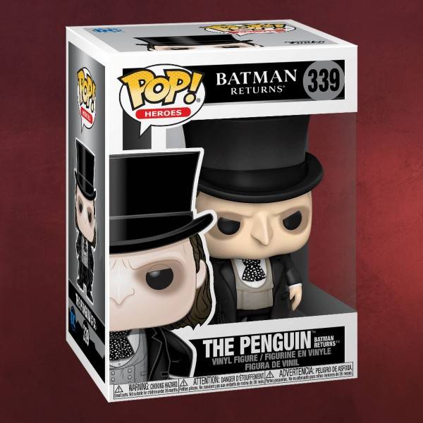 Batman Returns - Pinguin Funko Pop Figur
