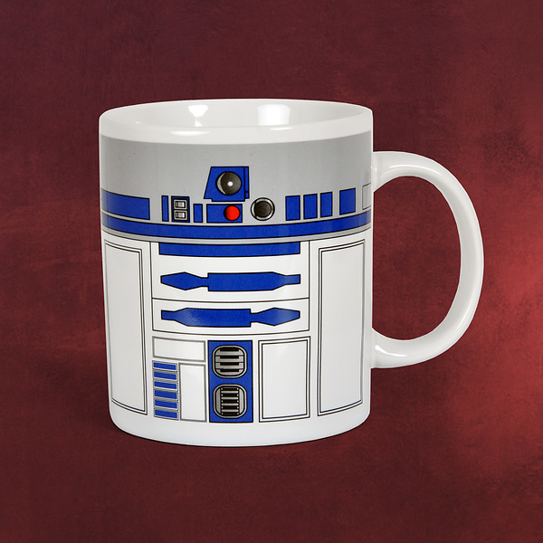 Star Wars - R2-D2 Tasse