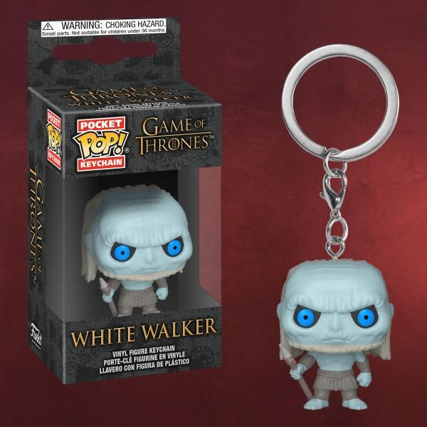 Game of Thrones - White Walker Funko Pop Schlüsselanhänger