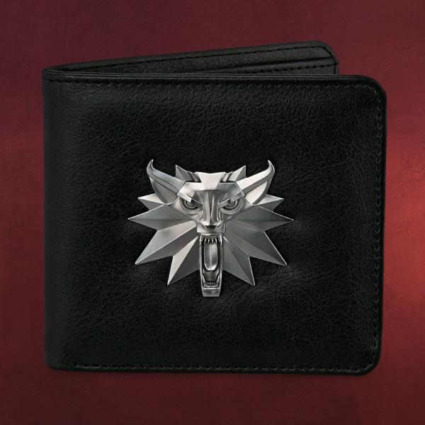 Witcher - Wolf Medaillon Geldbörse