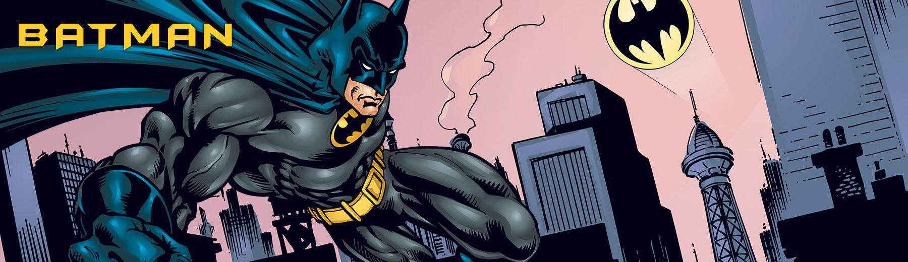 Batman | Fanartikel zu Deinem Superhelden | Elbenwald