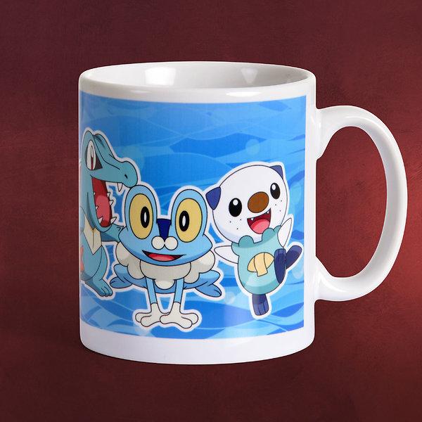 Pokemon - Water Partners Tasse