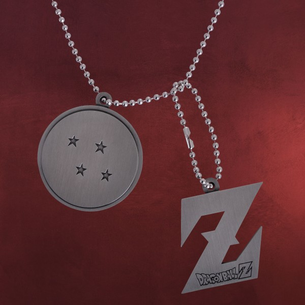 Dragon Ball - Dog-Tag Kette