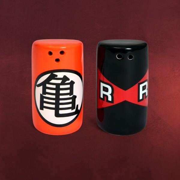Dragon Ball Z - Kame & RR Salz & Pfefferstreuer