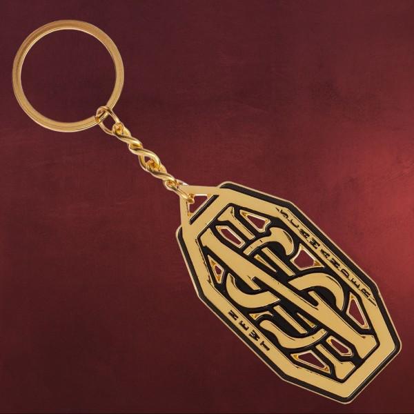 Newt Scamander Logo Schlüsselanhänger - Phantastische Tierwesen