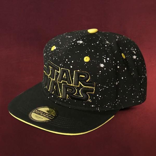 Star Wars - Galaxy Snapback Cap