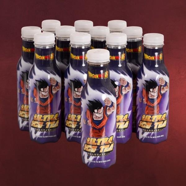 Dragon Ball - Gohan Ultra Bio Eistee Pfirsich 12er Pack