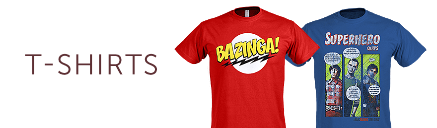 The Big Bang Theory - T-Shirts