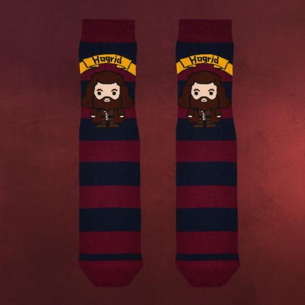 Harry Potter - Hagrid Chibi Socken
