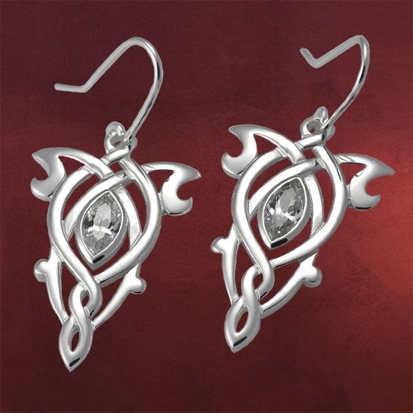 Arwen Heraldic Ohrringe