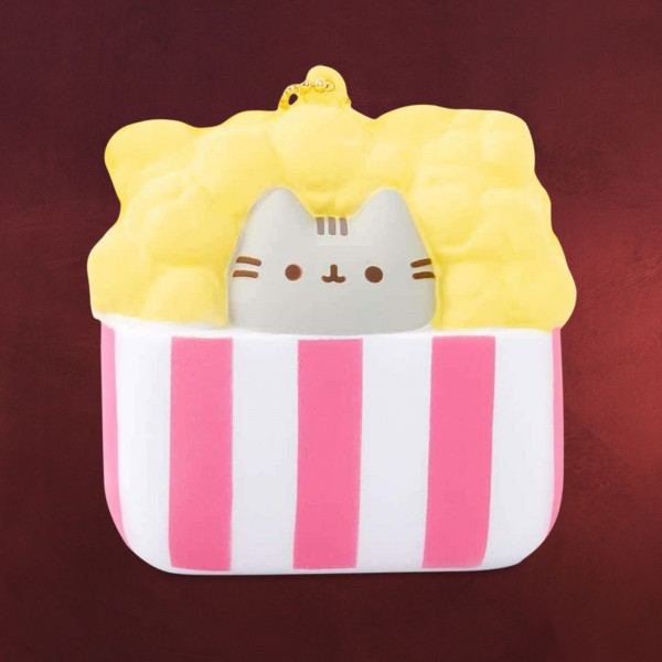 Pusheen - Popcorn Antistress Figur