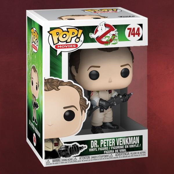 Ghostbusters - Dr. Peter Venkman Funko Pop Figur
