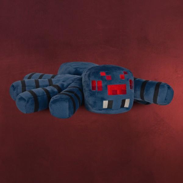 Minecraft - Höhlenspinne Plüsch Figur 38 cm