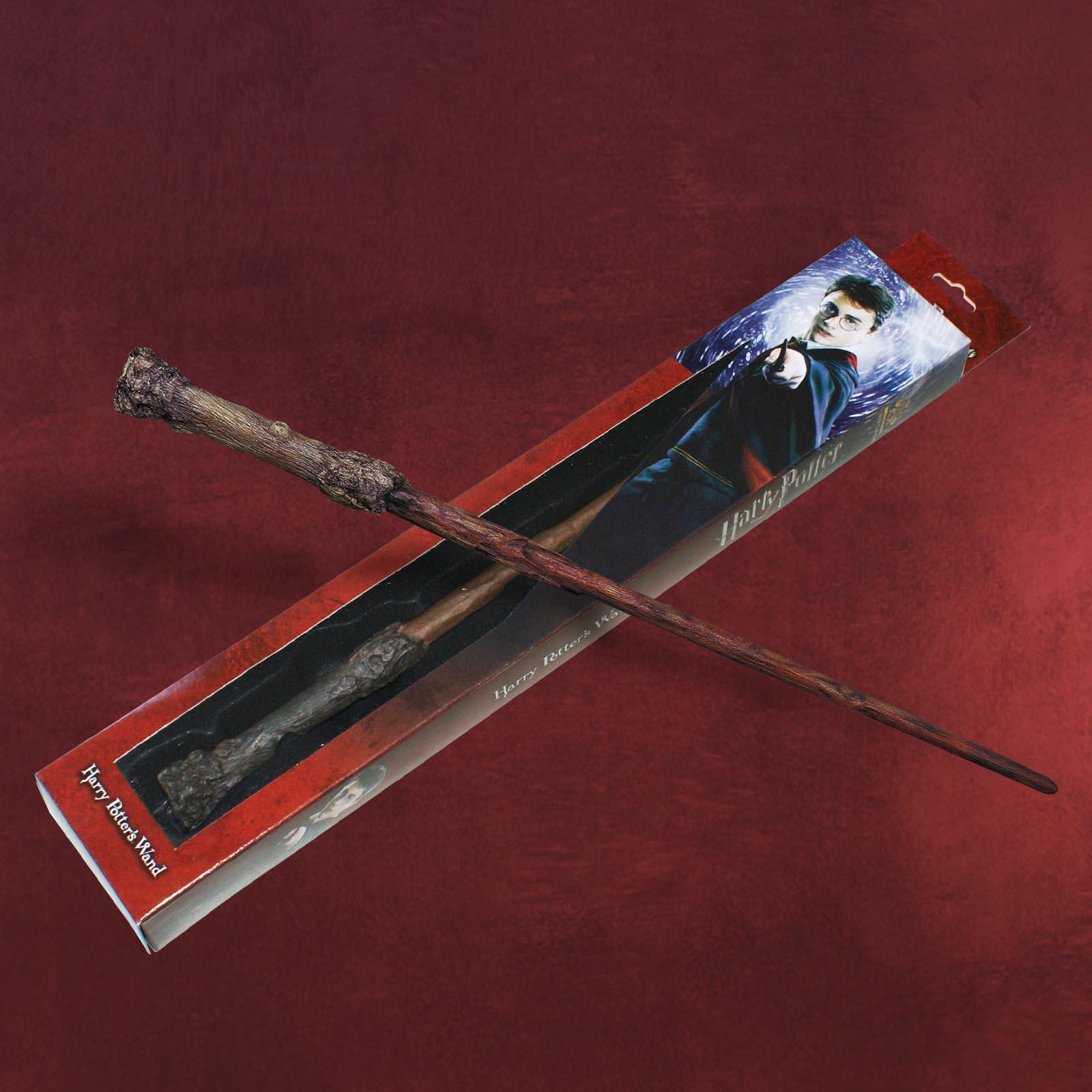 Harry Potter Zauberstab im Blister  Elbenwald