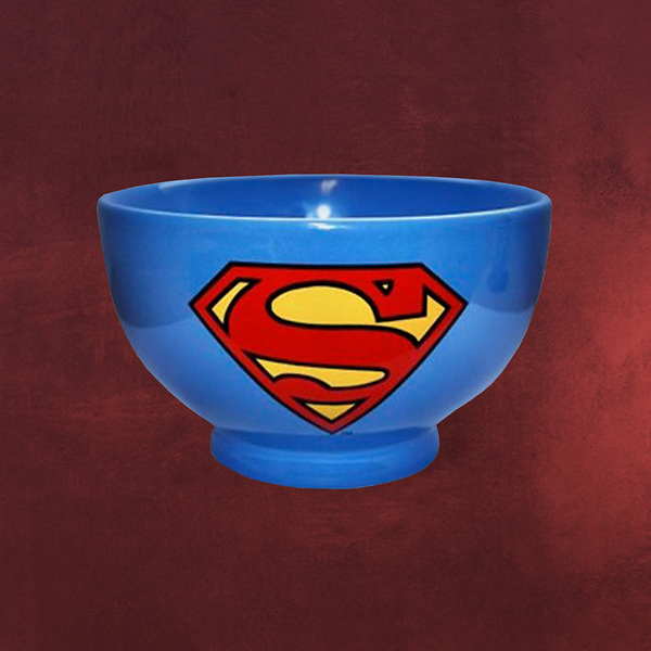 Superman - Logo Müslischale