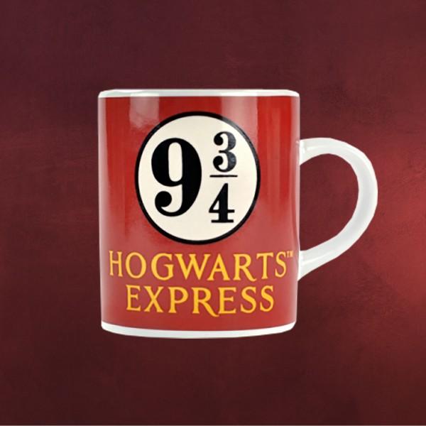Hogwarts Express 9 3/4 Espresso Tasse - Harry Potter