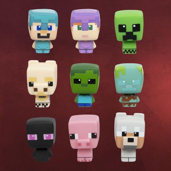 Minecraft - Mystery Minis Mobbins Figur