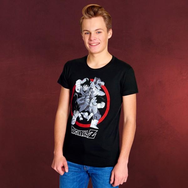 Dragon Ball Z - Ozaru Fight T-Shirt schwarz