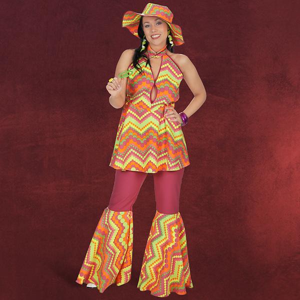 Hippie Kostüm Damen