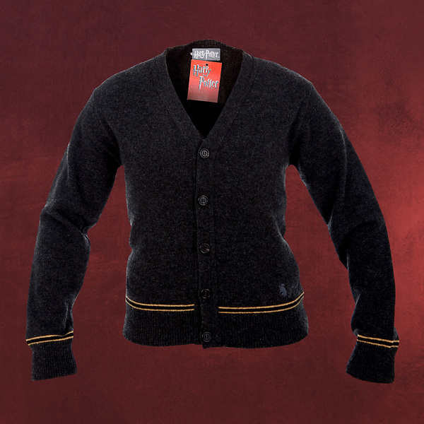 Harry Potter - Hufflepuff Cardigan