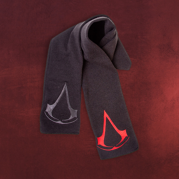 Assassins Creed - Logo Schal