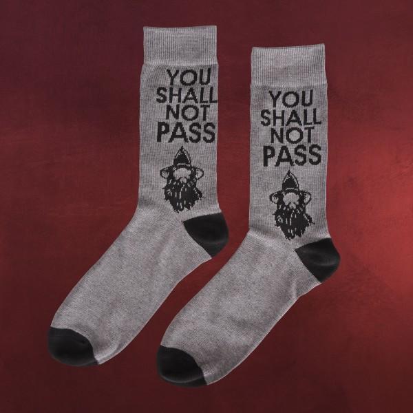 Herr der Ringe - You Shall Not Pass Socken