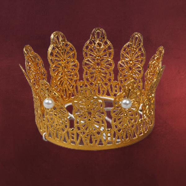Goldene Krone - Kostümzubehör