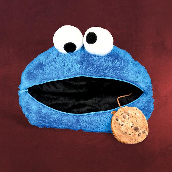 Sesamstraße - Cookie Monster Kissen