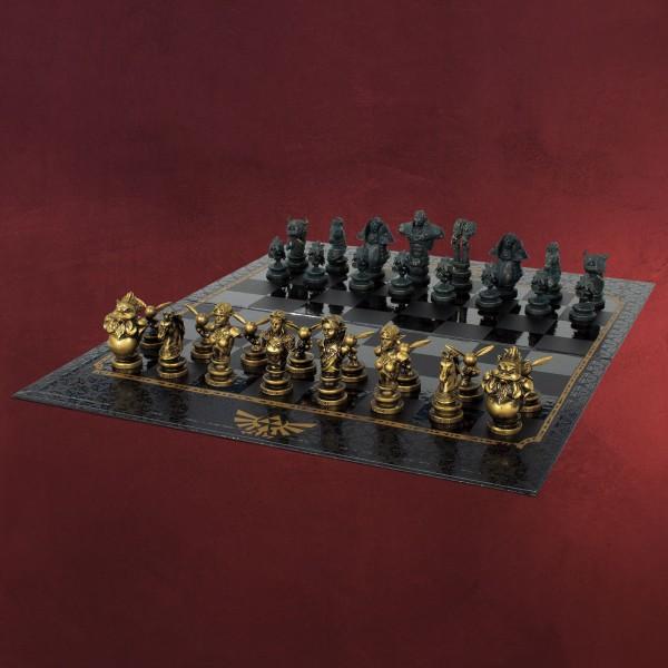 Zelda - Schachspiel Deluxe