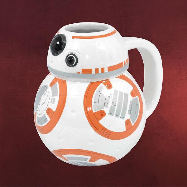 Star Wars - BB-8 3D Tasse