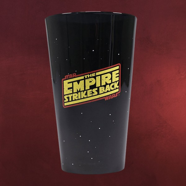 Star Wars - The Empire Strikes Back Glas
